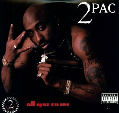 2 Pac- All Eyes On Me LP
