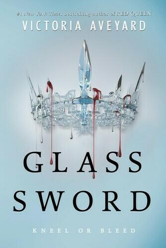 Aveyard, Victoria- Glass Sword