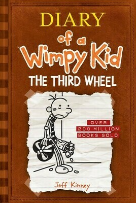 Kinney, Jeff- Diary of A Wimpy Kid The Third Wheel