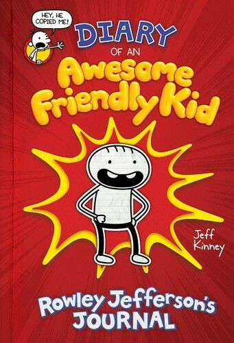 Kinney, Jeff- Diary of an Awesome Friendly Kid