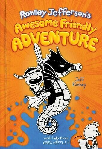 Kinney, Jeff- Rowley Jeffersons Awesome Friendly Adventures