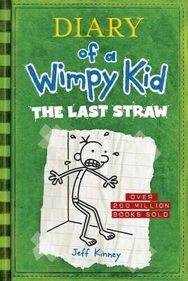 Kinney, Jeff- Diary of A Wimpy Kid The Last Straw