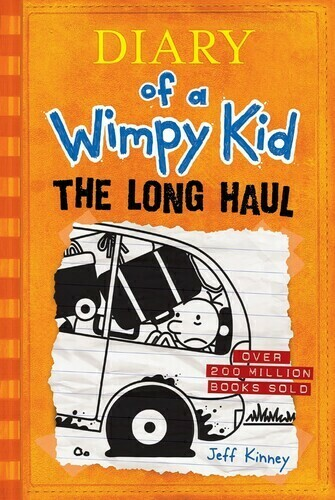 Kinney, Jeff- Diary Of A Wimpy Kid The Long Haul