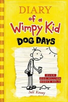 Kinney, Jeff- Diary Of A Wimpy Kid Dog Days
