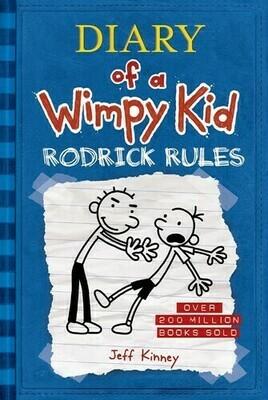 Kinney, Jeff- Diary Of A Wimpy Kid Rodrick Rules