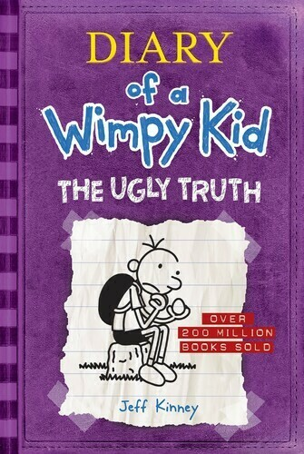 Kinney, Jeff- Diary Of A Wimpy Kid The Ugly Truth