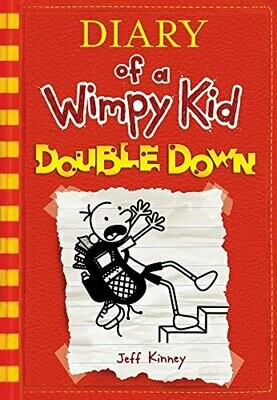Kinney, Jeff- Diary Of A Wimpy Kid Double Down