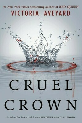Aveyard, Victoria- Cruel Crown