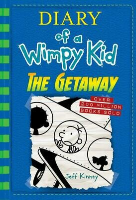 Kinney, Jeff- Diary Of A Wimpy Kid The Getaway