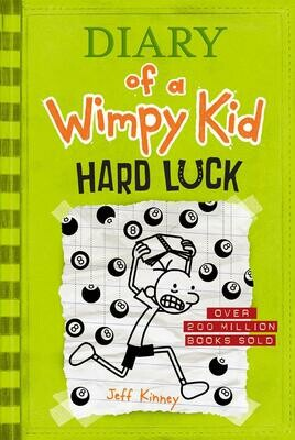 Kinney, Jeff- Diary Of A Wimpy Kid Hard Luck