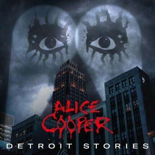 Alice Cooper- Detroit Stories Deluxe CD