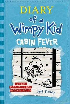 Kinney, Jeff- Diary Of A Wimpy Kid Cabin Fever