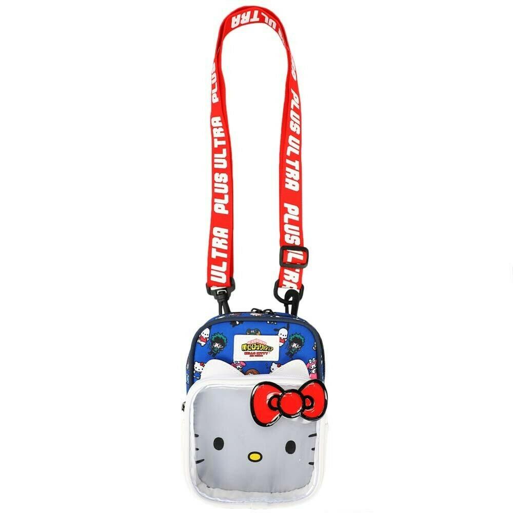 My Hero Academia x Sanrio Wristlet