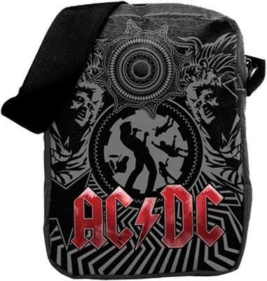 ACDC Black Ice Crossbody Bag
