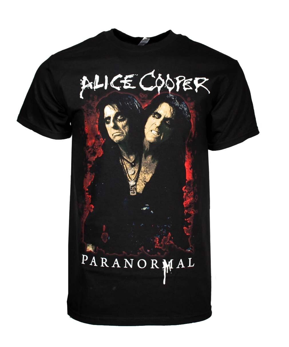 Alice Cooper Paranormal T Shirt