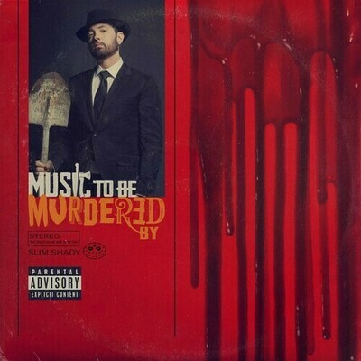 Eminem- Music To Be Murdered By LP