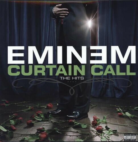 Eminem- Curtain Call LP
