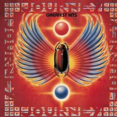 Journey- Greatest Hits LP
