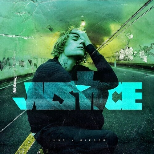 Justin Bieber- Justice CD