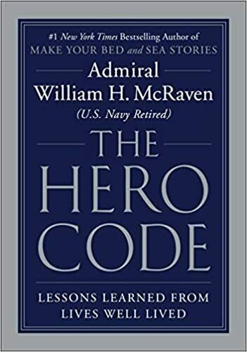 McRaven, William- Hero Code