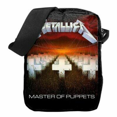 Metallica Master Of Puppets Crossbody Bag