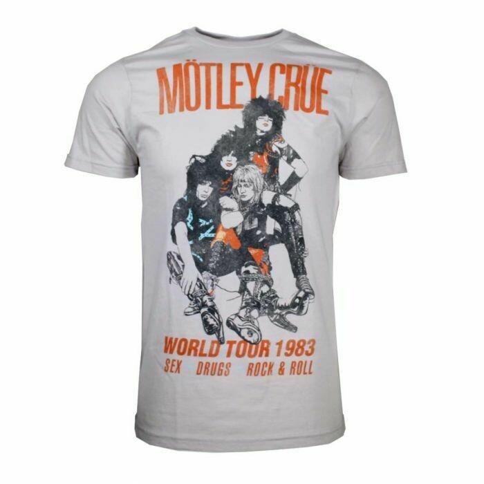 Motley Crue Vintage T Shirt