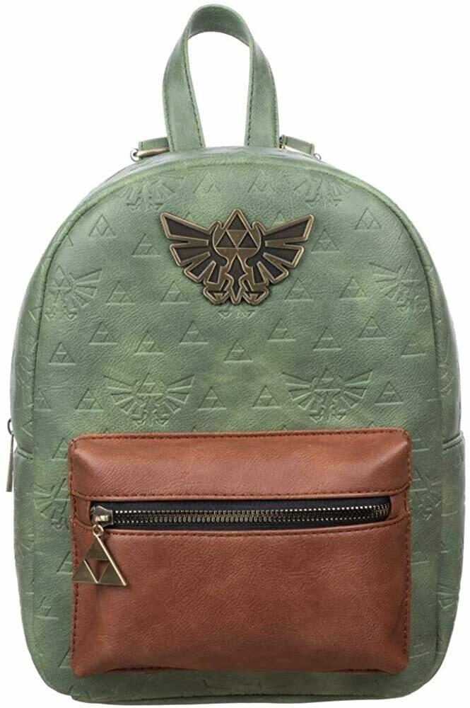 Zelda PU Mini Backpack