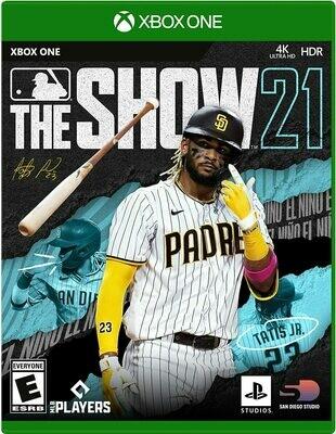 XB1 MLB The Show 21