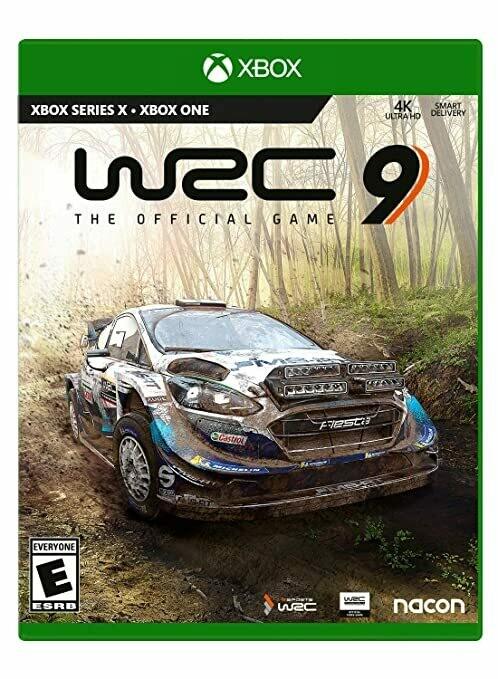 XBSX WRC 9