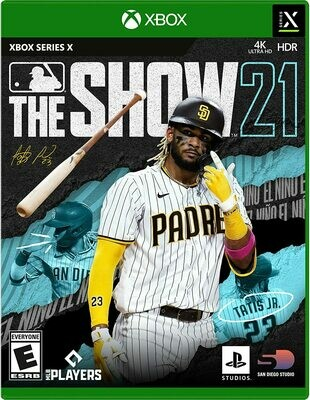 XBSX MLB The Show 21