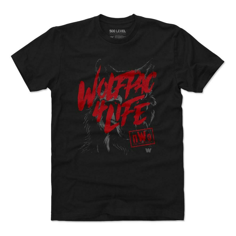 Wolfpac 4 Life T Shirt