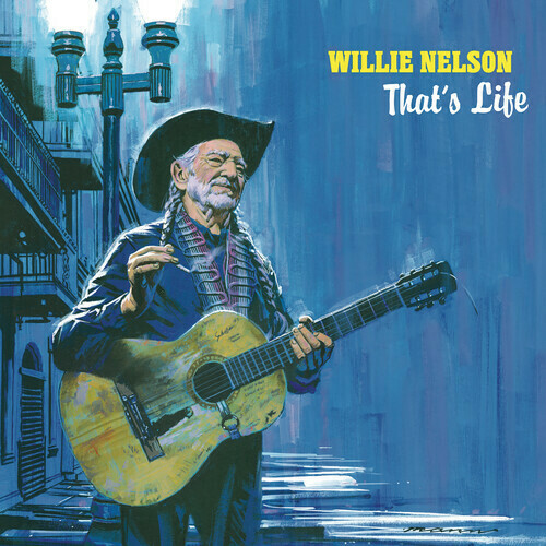 Willie Nelson- Thats Life CD