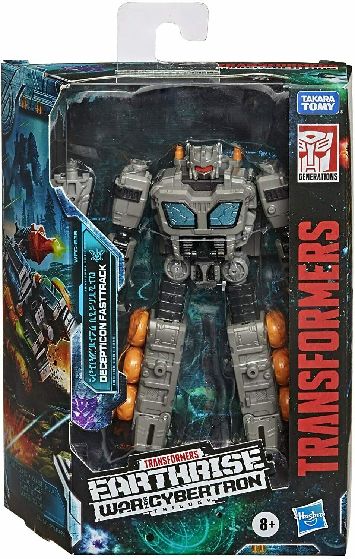 Transformers WFC Trailbreaker
