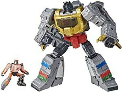 Transformers Generations Studio Leader 86 Grimlock
