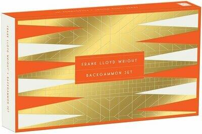 Frank Lloyd Wright Backgammon