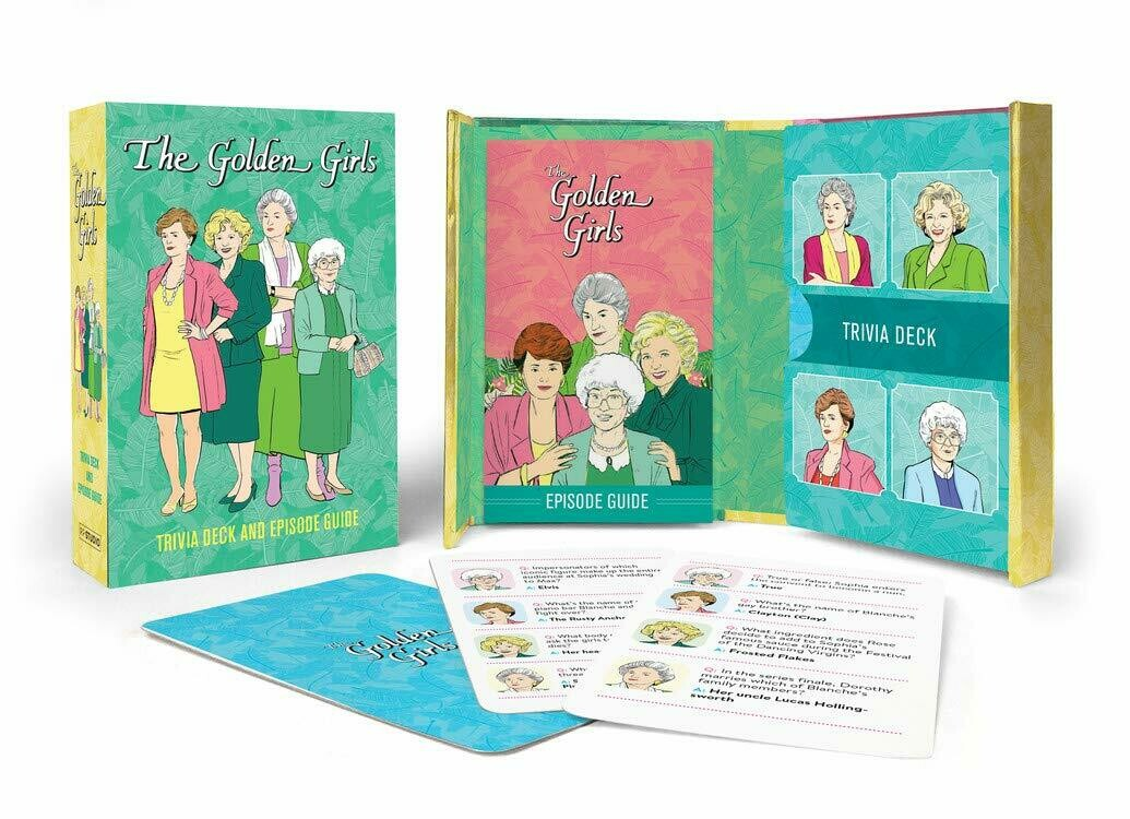 Golden Girls Trivia Deck And Episode Guide