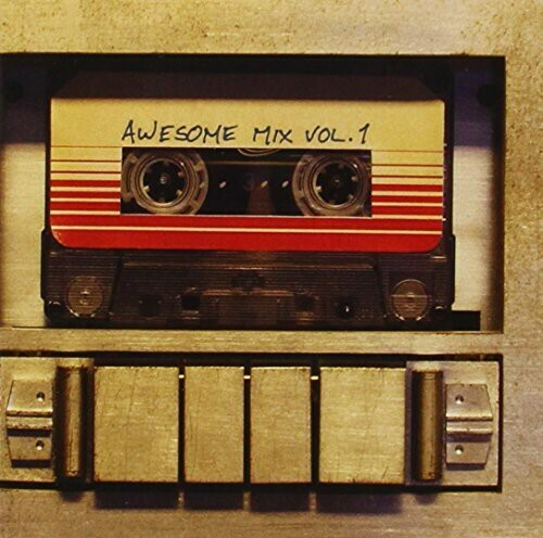 Soundtrack- Guardians Of The Galaxy CD