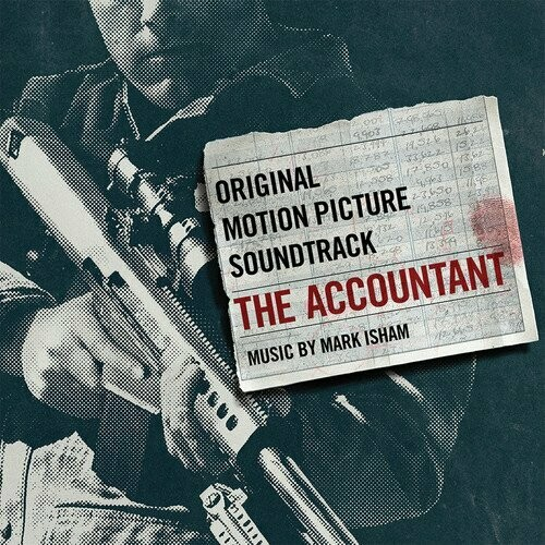 Soundrack- The Accountant CD