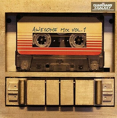 Soundtrack- Guardians Of The Galaxy LP