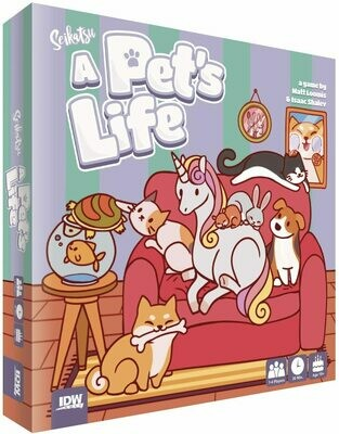 Shikatsu- Pets Life