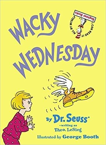 Seuss- Wacky Wednesday