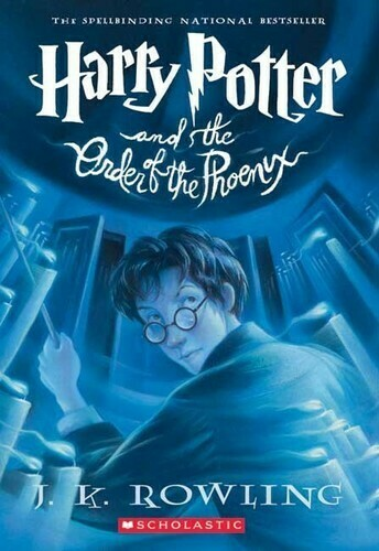 Rowling, JK- Harry Potter And The Order Of The Phoenix