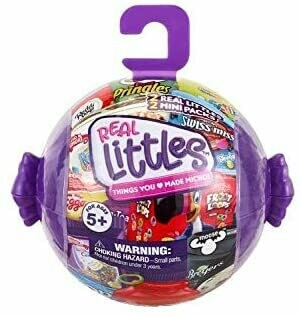 Real Littles Shopkins S14 Things You Made Micro
