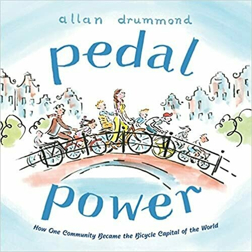 Drummond, Allan- Pedal Power