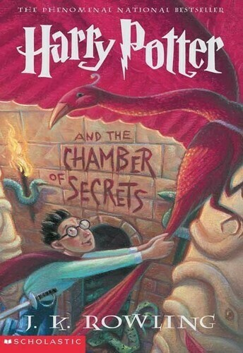 Rowling, JK- Harry Potter And The Chamber Of Secret