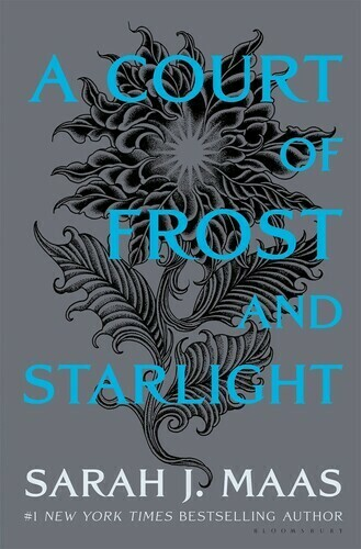 Maas, Sarah J- Court Of Frost And Starlight HB