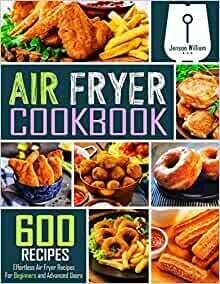 William, Jenson- Air Fryer Cookbook