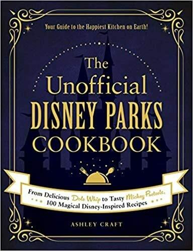 Craft, Ashley- Unofficial Disney Parks Cookbook