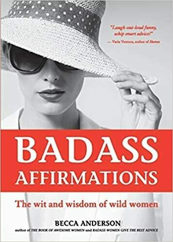 Anderson, Becca- Badass Affirmations