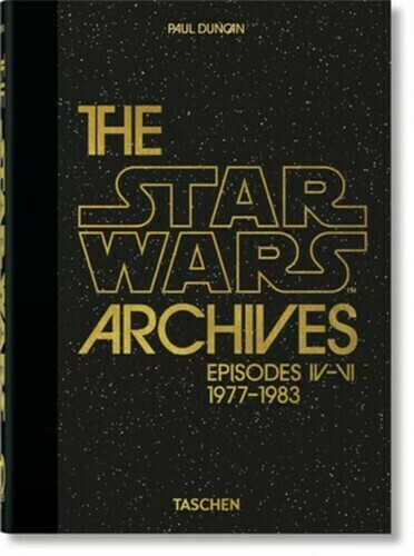 Duncan, Paul- Star Wars Archives